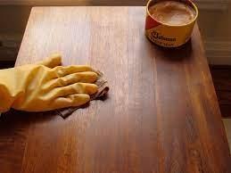 Wax Based Wood Polish