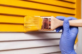 Testing Paint on Wood