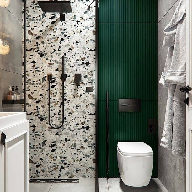 Bathroom terrazzo tiles in affordable price by Painting Drive